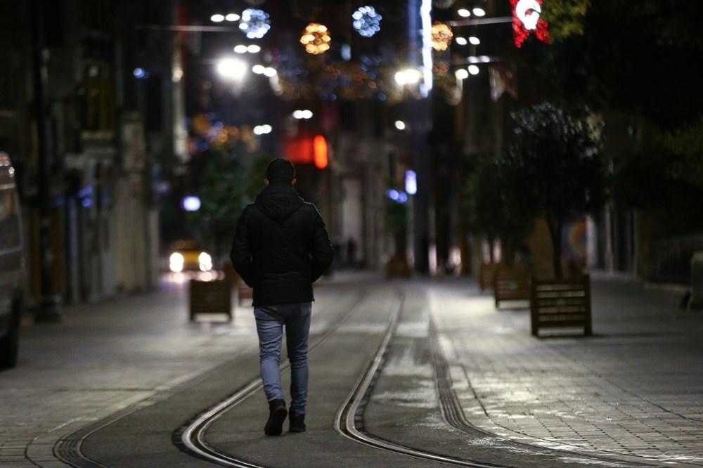 İstanbul'da sokağa çıkma kısıtlamasının ardından hayat normale döndü - 10