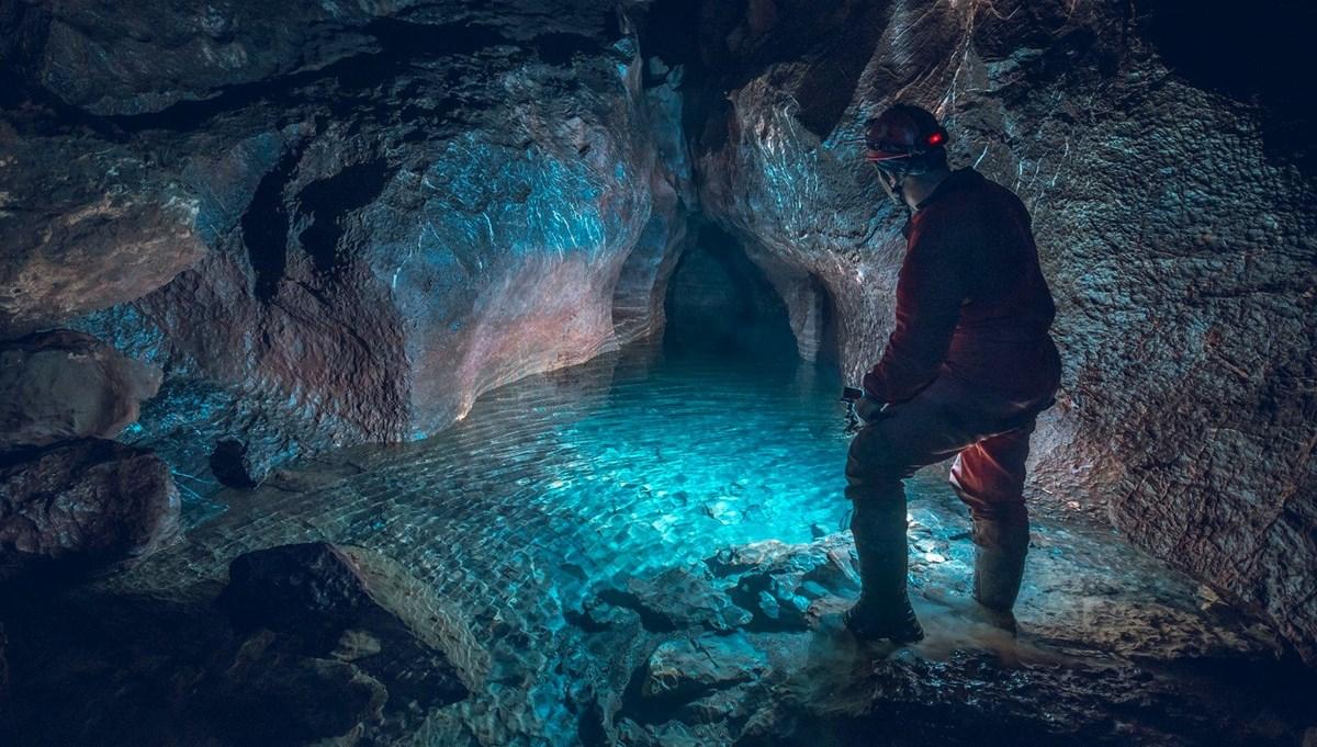 Safranbolu Bulak Mağarası'nda gizemli bir not bulundu: İkiniz orada mısınız? Biz burada sizi arıyoruz