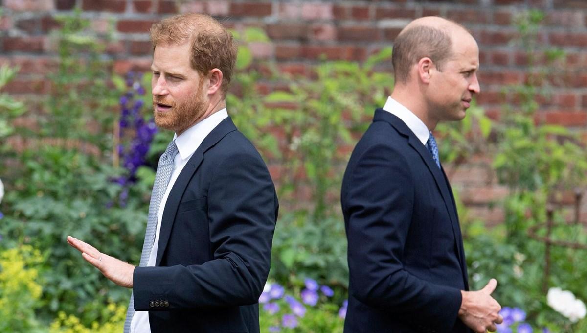 Harry'den sonra Prens William da kitap yazıyor