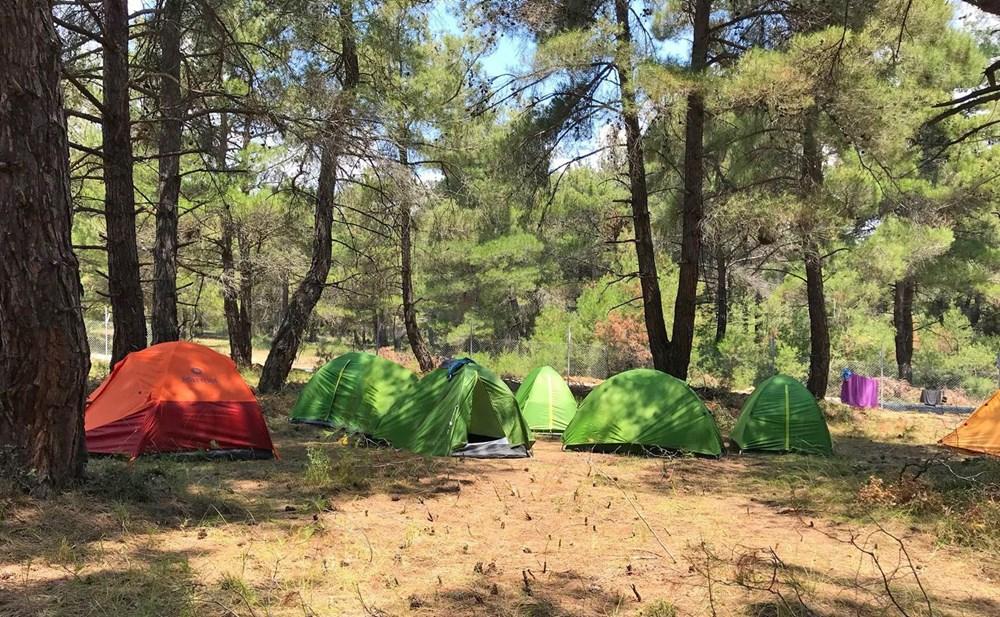 İstanbul çevresindeki en iyi kamp alanları - 49