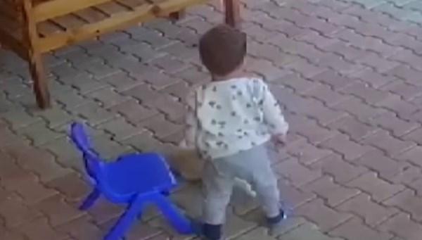 Jandarmadan korkan çocuğa sürpriz ziyaret