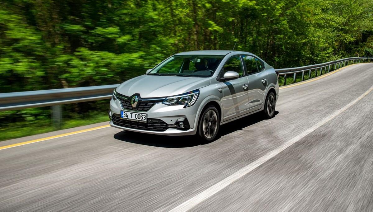 Renault Taliant ilk kez Türkiye'de (Fiyatı belli oldu)