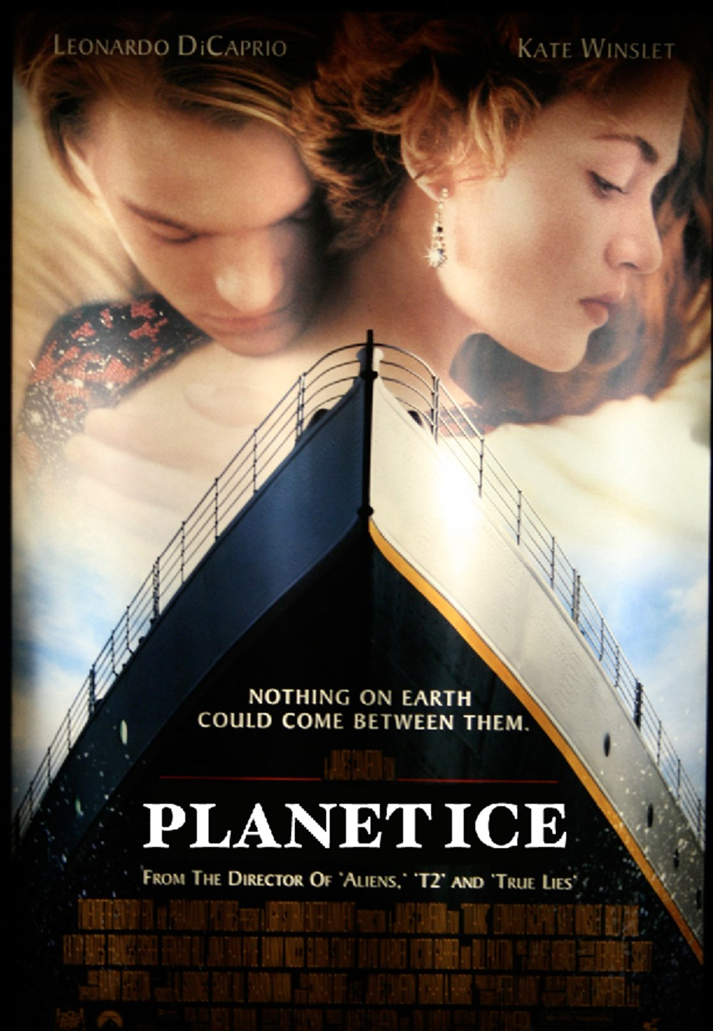Titanik filmi Romantik Film