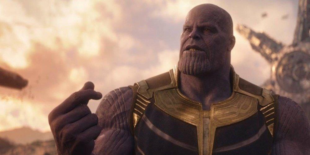 Thanos Deadpool 4'te yer alacak - 4