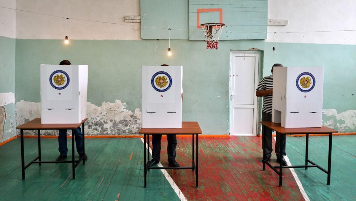 SON DAKİKA HABERİ: Ermenistan'da ilk sonuçlar: Seçimi Paşinyan'ın partisi kazandı