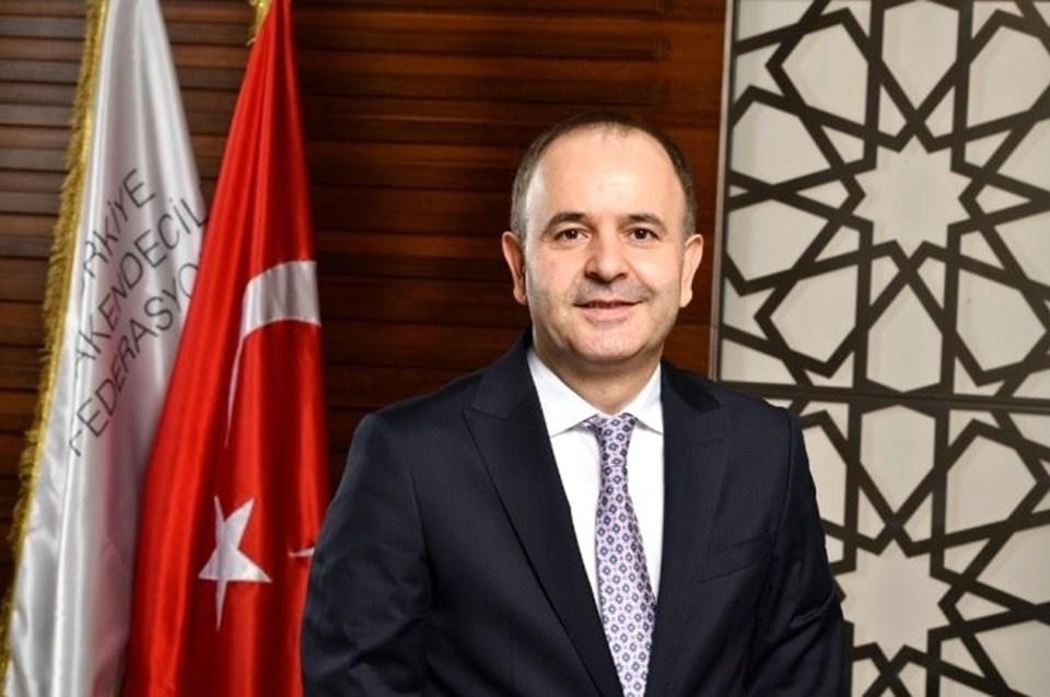 Türkiye Perakendeciler Federasyonu (TPF) Yönetim Kurulu Başkanı Ömer Düzgün