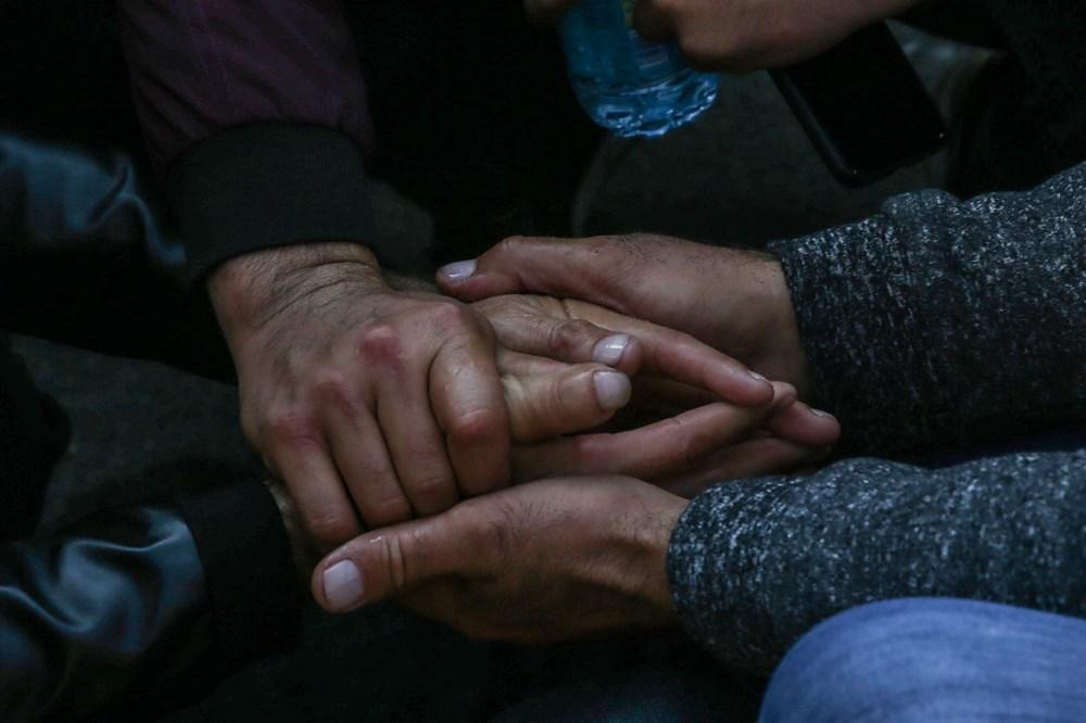 Hain saldırının küçük kurbanları: Cenazede gözyaşları sel oldu - 23