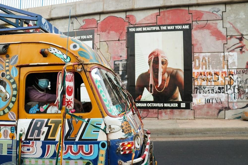 Afrikalı sanatçılar, Olduğun gibi güzelsin isimli çağdaş sanat projesinde birleşti - 2