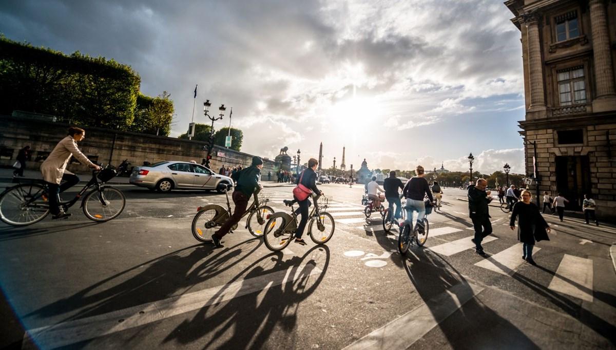 Hurda aracını getirene elektrikli bisiklet desteği