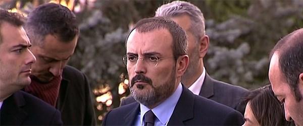 AK Parti Sözcüsü Ünal: Türkiye'nin rehin alınmasına müsaade etmeyeceğiz