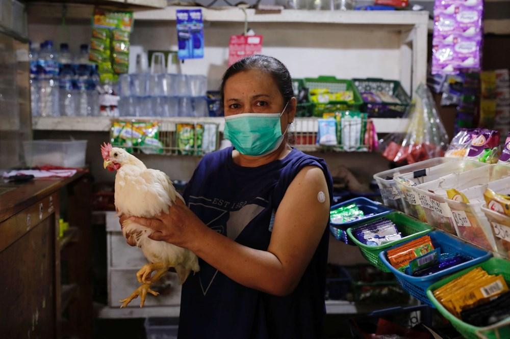 Hollanda'da ringa balığı, Adana'da kebap: Ülkelerin ilginç aşı teşvikleri - 7