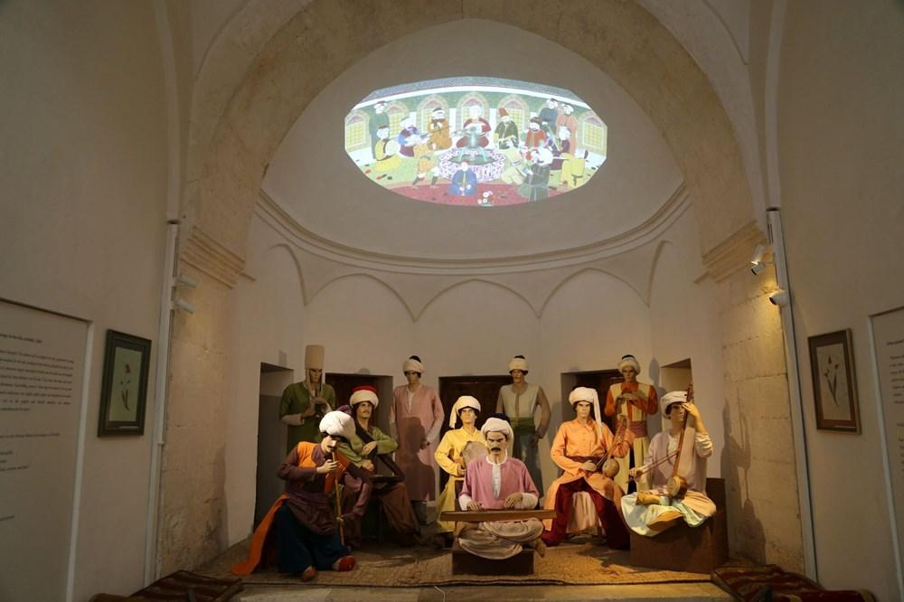 Osmanlı'nın akıl hastanesi müze oldu - 2