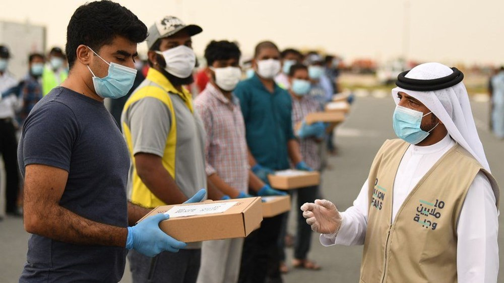 Dubai'de binlerce  işçi kaderine terk edildi: Açlıktan ölüyorum - 3
