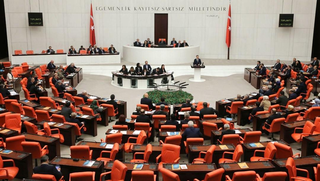 Meclis'te bütçe mesaisi başladı