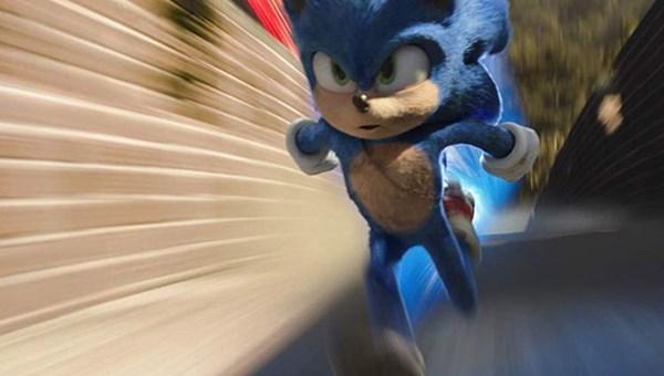 Kirpi Sonic / Sonic the Hedgehog fragmanı