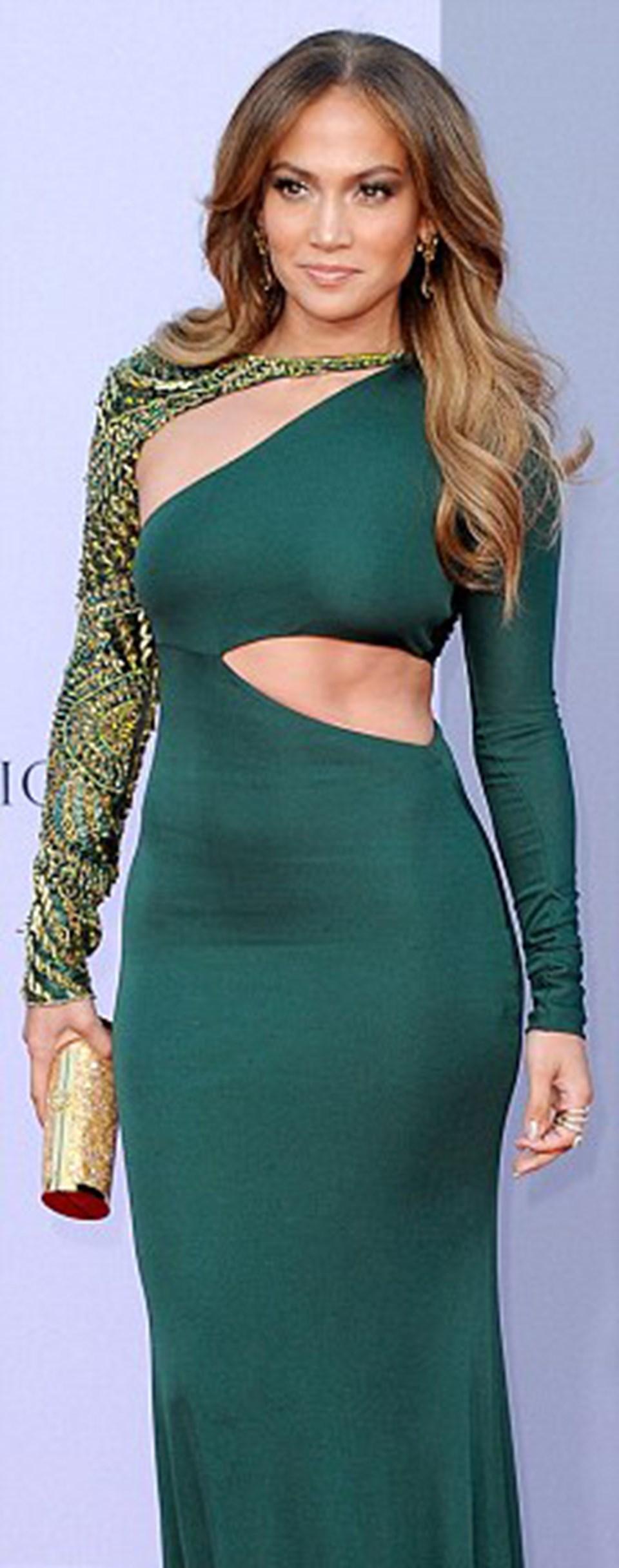 Dukan'ın diyetini kullananlardan biri de 'J.Lo'