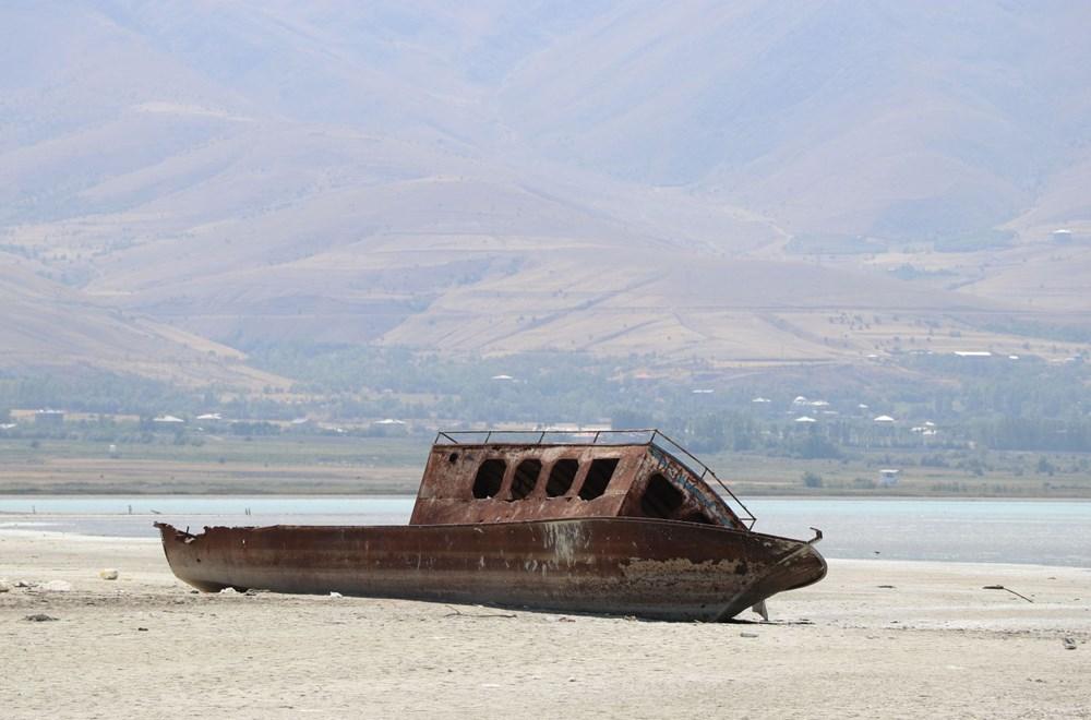 İklim değişikliğiyle Van Gölü büyük tehlike altında - 1