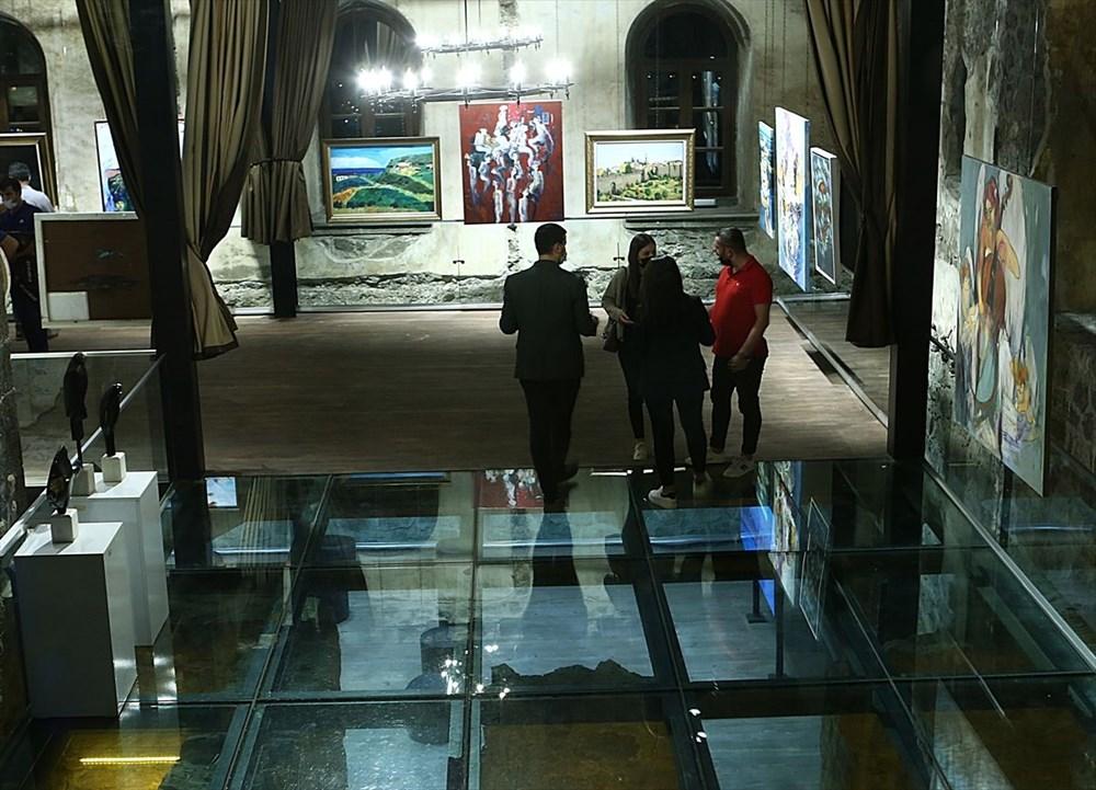 Trabzon'da restorasyonu tamamlanan Kızlar Manastırı ziyarete açıldı - 2