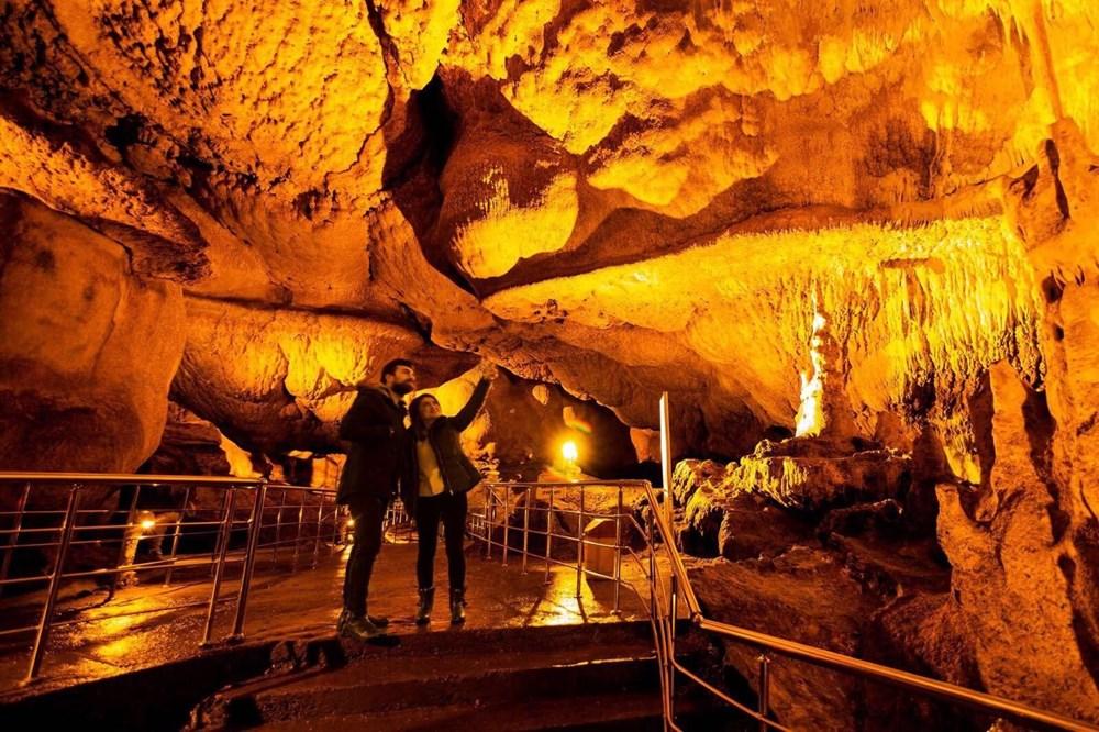 3.5 milyon yıllık 'Ballıca Mağarası' Tokat turizminin cazibe merkezi olacak - 3