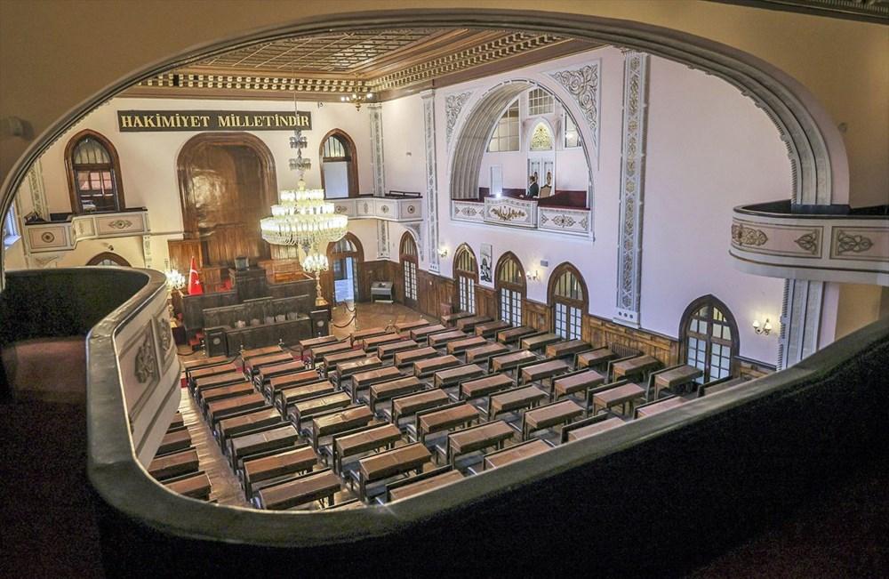 Yakın tarihin tanığı Cumhuriyet Müzesi 40 yıldır tarihseverleri ağırlıyor - 2