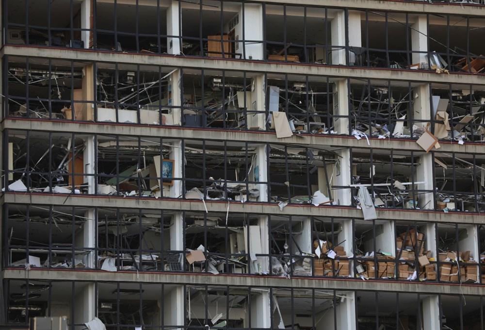Beyrut'ta patlama: 100 kişi öldü, iki hafta OHAL ilan edildi - 17