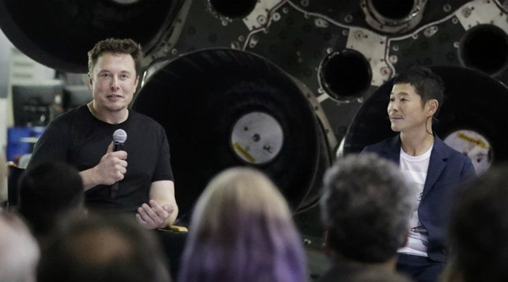 Elon Musk Ay'a uçacak ilk turisti resmen açıkladı: Yusaku Maezawa | NTV