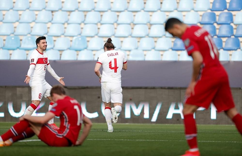 Türkiye, Norveç karşısında farklı kazandı (Dünya Kupası Elemeleri) - 6
