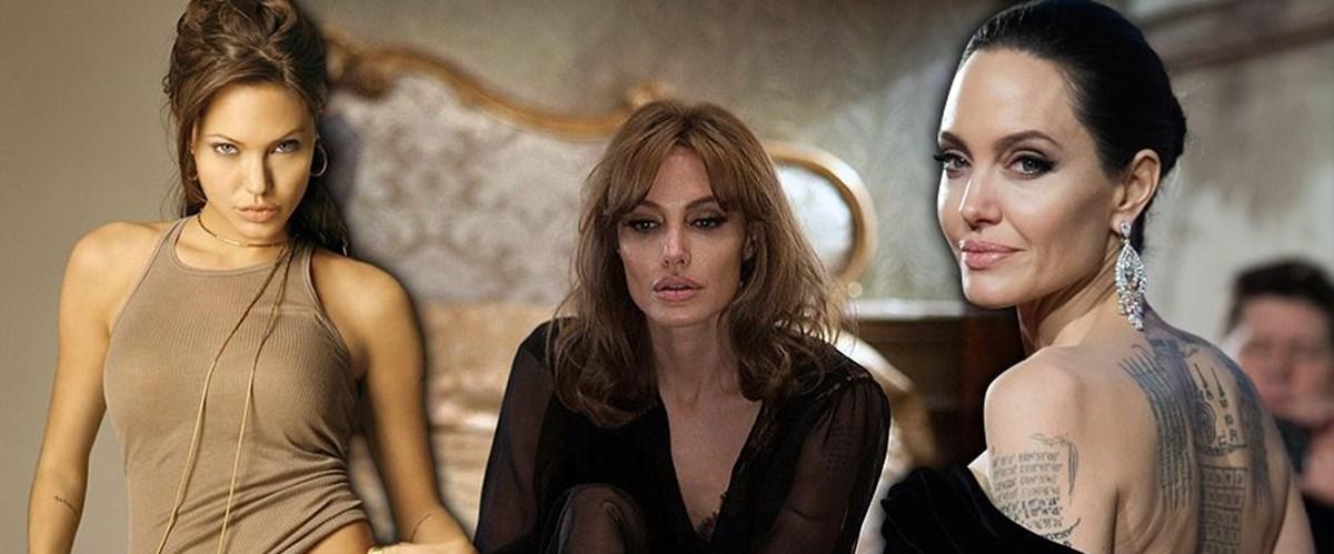 46. yaşına özel 46 fotoğrafla Angelina Jolie