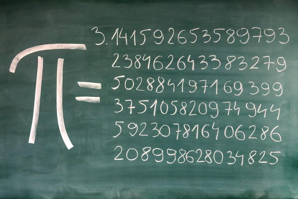 Pi sayısında yeni üstün dereceli: 62.8 trilyon basamak - 5