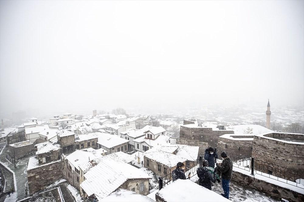 Kar altındaki Türkiye - 12