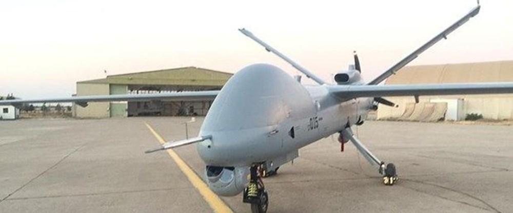 Aksungur tam yüklü mühimmatla 1 günden fazla uçtu (Türkiye'nin yeni nesil silahları) - 205