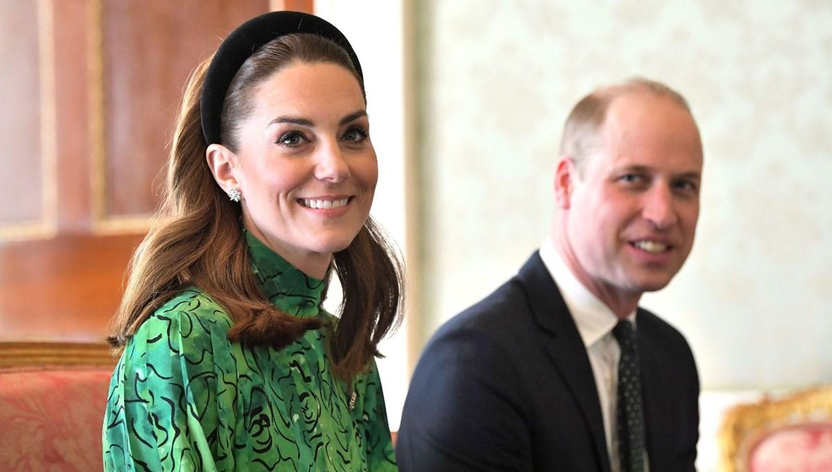 Kate Middleton 2020'de kıyafete 94 bin sterlin harcadı