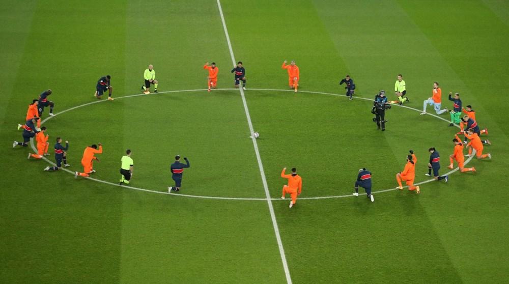 PSG'ye 5-1 yenilen Başakşehir Avrupa'ya veda etti - 3
