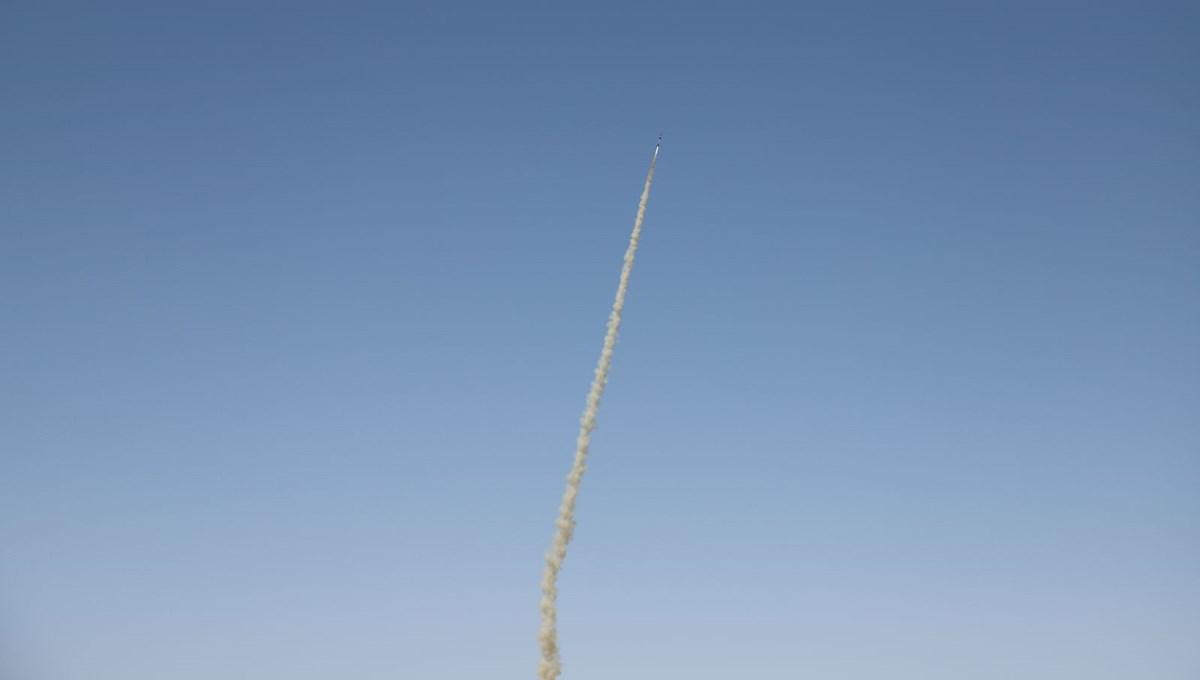 TEKNOFEST 2021 Roket Yarışları Tuz Gölü'nde devam ediyor