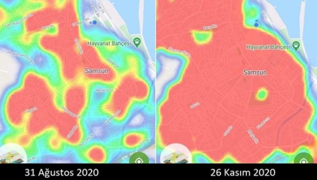 Samsun'da kırmızı alarm (Örnek kentte yüzde 50 artış)