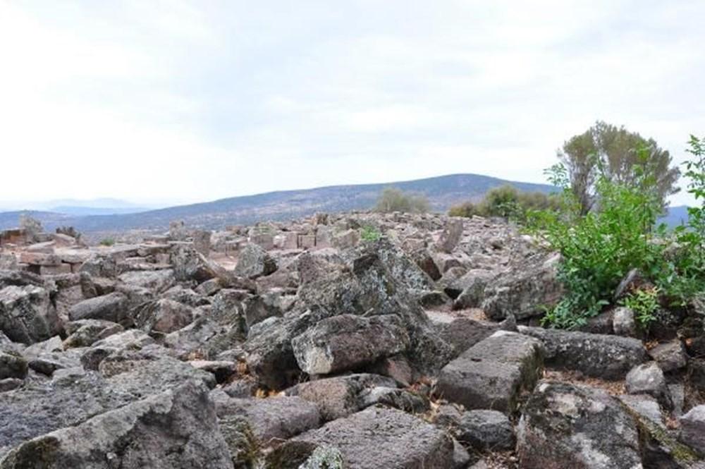 Aigai Antik Kenti'nde 3 bin mezar: Ortalama yaşam 40-45 yıl - 5