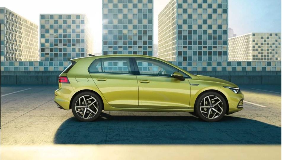 Avrupa'da 2020 yılının en çok satan otomobili Volkswagen Golf oldu