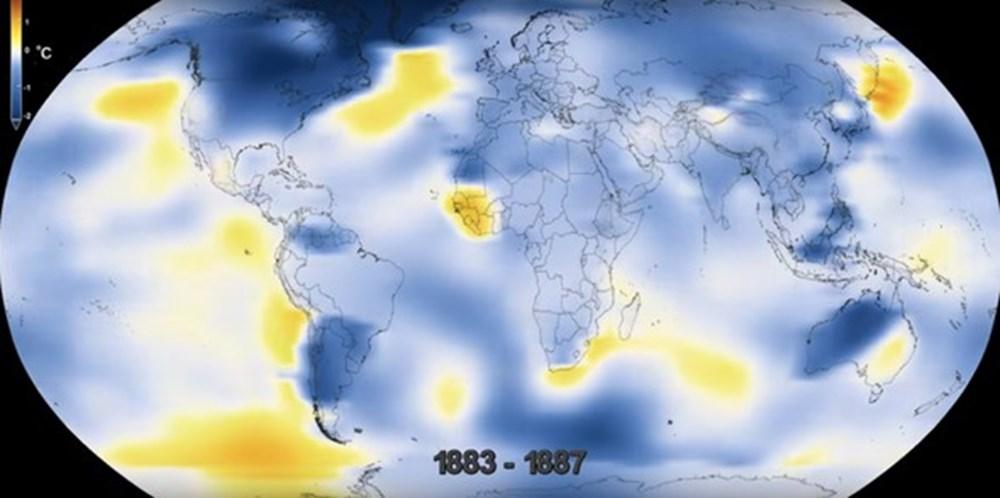 Dünya 'ölümcül' zirveye yaklaşıyor (Bilim insanları tarih verdi) - 12