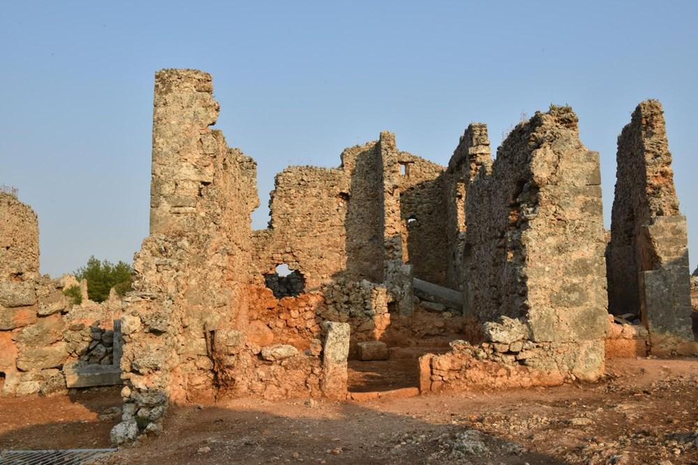 Lyrboton Kome Antik Kenti, Arkeopark oluyor - 2