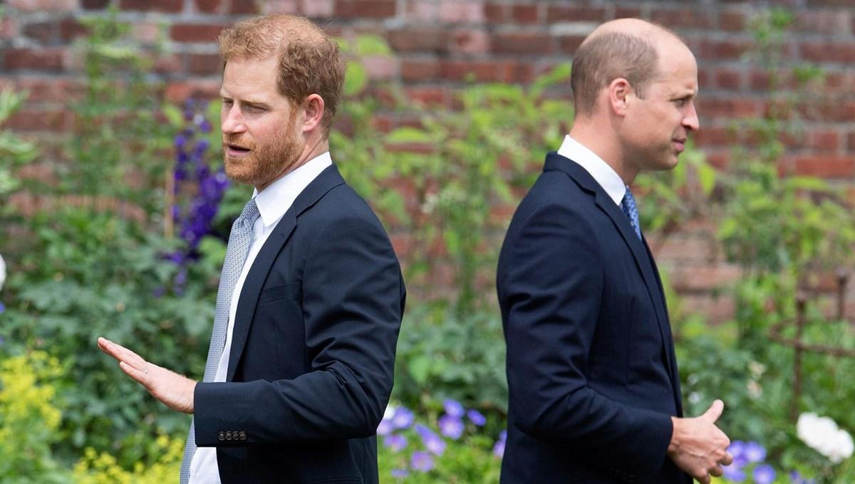 Prens Harry yedek parça olmaktan sıkıldı