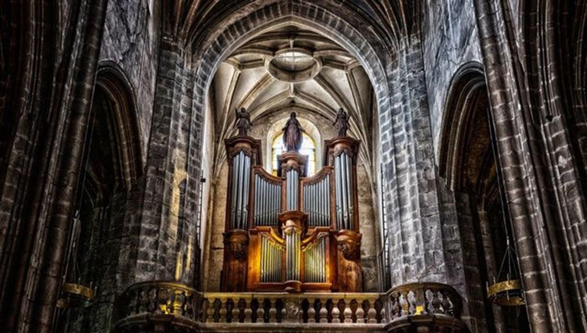 Notre Dame Katedrali'nin orgu 4 yılda temizlenecek