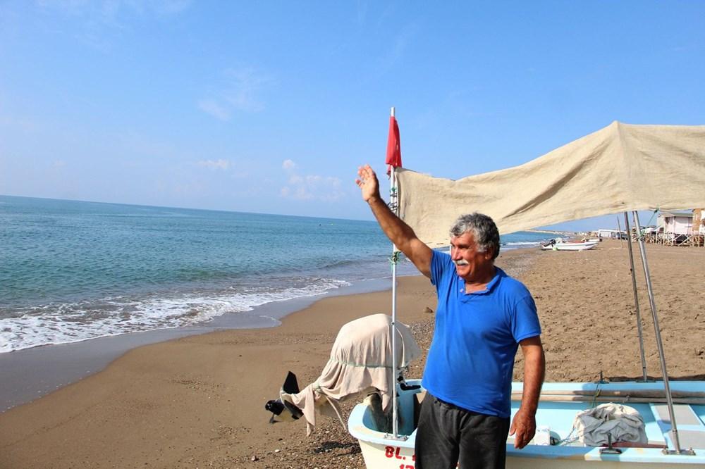 Lüks tatilin bedavaya sunulduğu 'Çardak Beach' çöplük oldu - 21