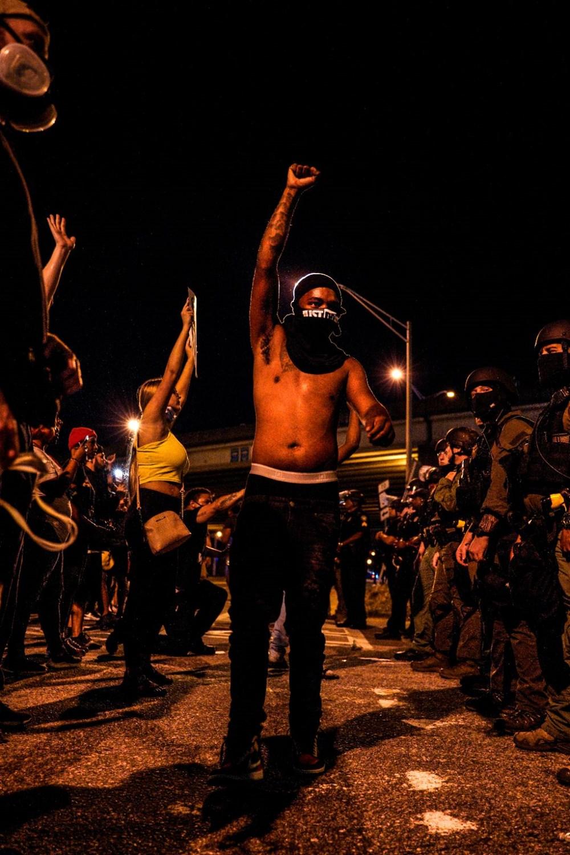 ABD'de yine polis şiddeti (Atlanta kenti karıştı) - 6