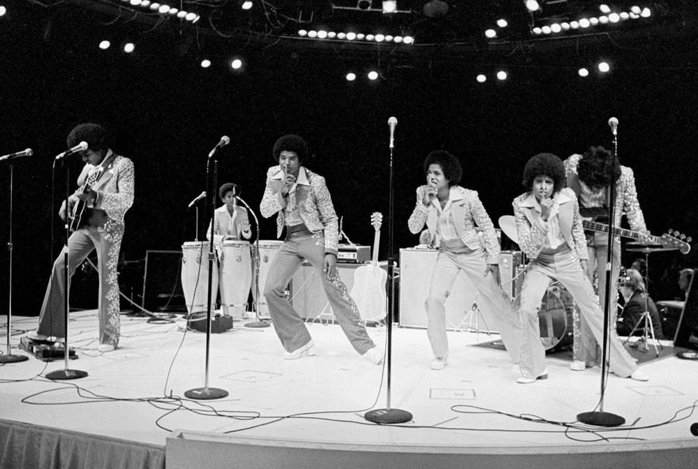 Az bilinen fotoğraflarıyla Michael Jackson - 16