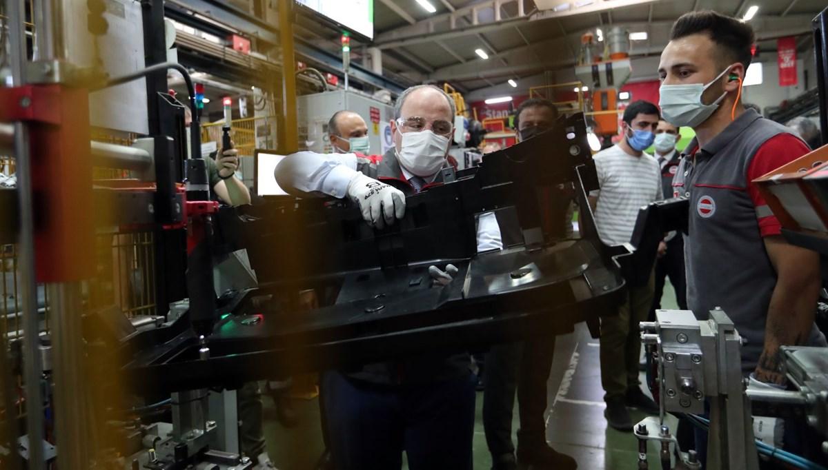 Bakan Varank: TOGG, otomotiv endüstrisindeki dönüşümü yakaladı