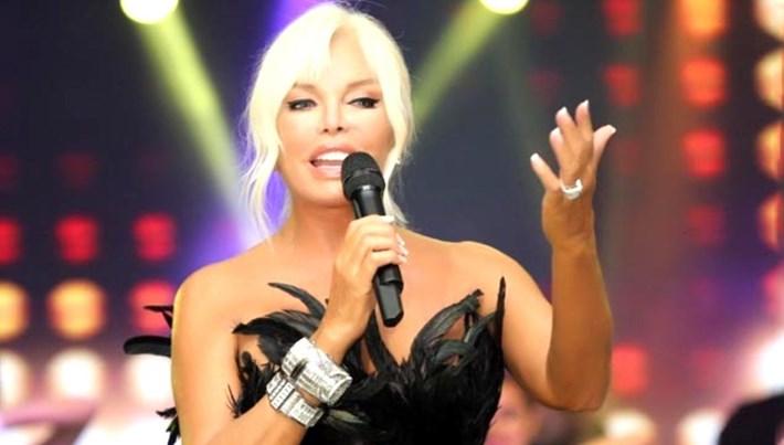 14 Şubat konserinde Ajda Pekkan'dan Arapça şarkı