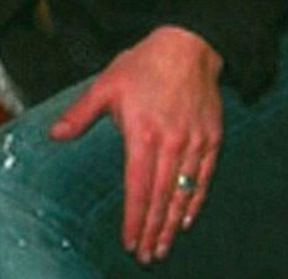 Yüzüğü Jason Trawick mi taktı?