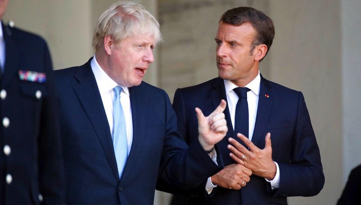 Fransa'dan balıkçı sorunu nedeniyle İngiltere'ye