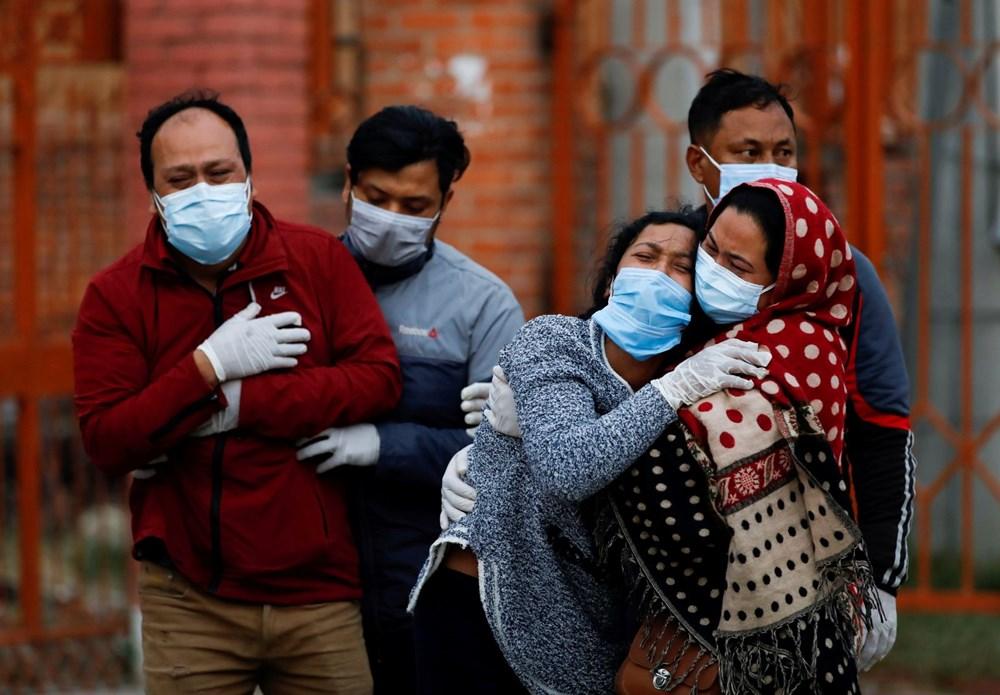 The Economist: Pandemi sırasında dünya çapında 7 ile 13 milyon ölüm meydana geldi - 6