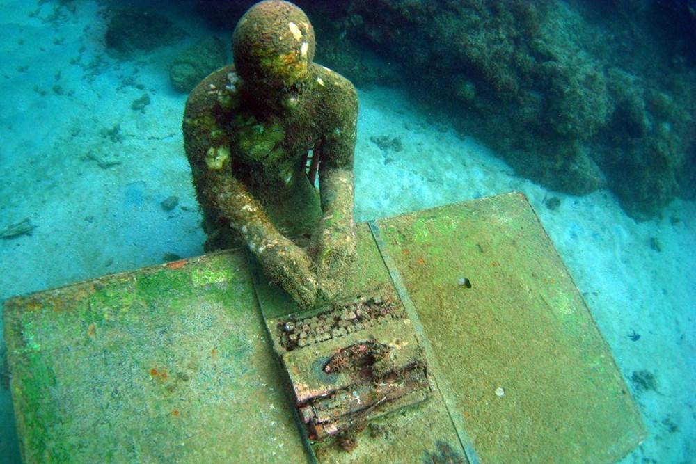 Sanatın en derin hali: Dünyanın en güzel su altı müzeleri - 4